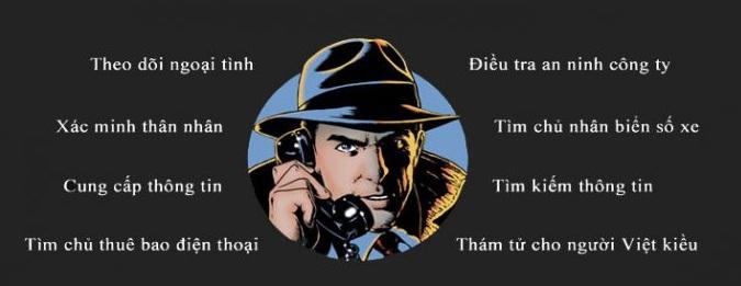 Thuê dịch vụ thám tử Biên Hòa giá bao nhiêu tiền?